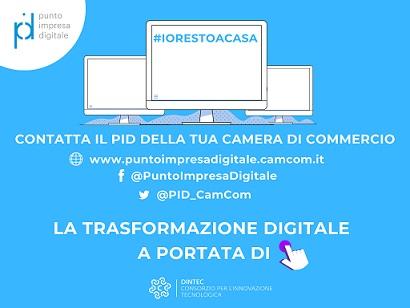 contatta il pid della tua camera di commercio indirizzi web www.puntoimpresadigitale.camcom.it, facebook @PuntoimpresaDigitale, twitter @PID_CamCom