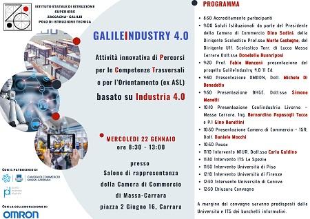 GalileIndustry 4.0 Itis Galilei
