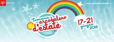 """""""Arcobaleno d'Estate"""" - MASSA-CARRARA 16, 17, 18 giugno 2017"""