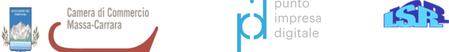 loghi: CCIAA - ISR  e PID