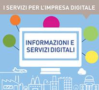 Informazioni e servizi digitali